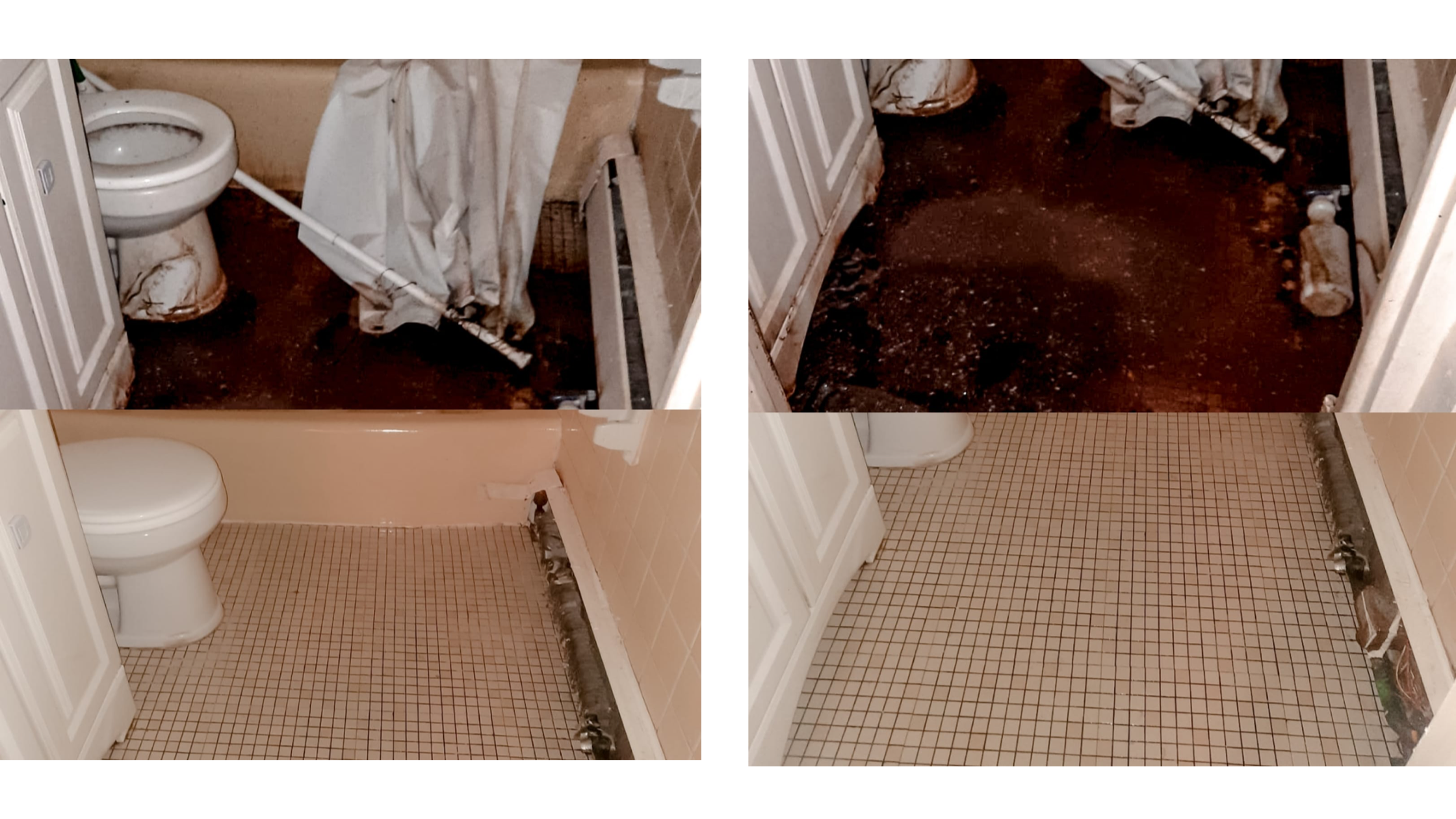 Sewage Backup Cleaning Services: Why You Should Not Go It Alone